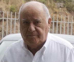Amancio Ortega's current net worth